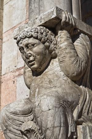 Cathedral of St. George. Ferrara. Emilia-Romagna. Italy. photo