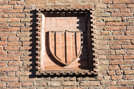 Coat of arms. photo