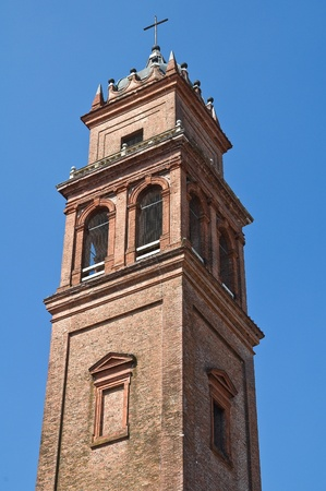 St. Benedetto Belltower Church. Ferrara. Emilia-Romagna. Italy. Stock Photo - 12390984