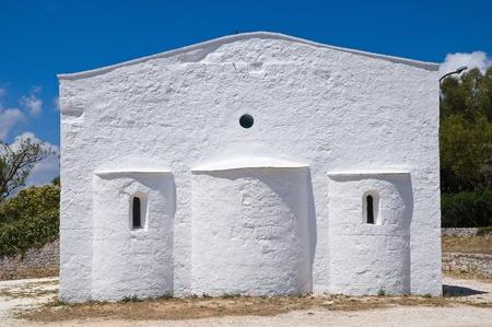 ecclesiastical: St. Michele in Frangesto Church. Monopoli. Puglia. Italy.