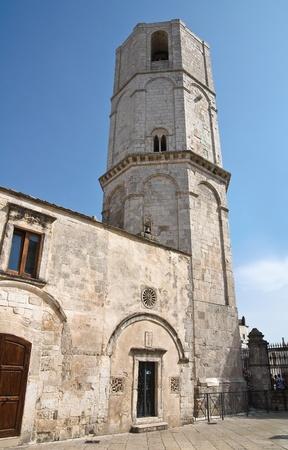 monte sant angelo: Sanctuary of Monte Santangelo  Puglia  Italy