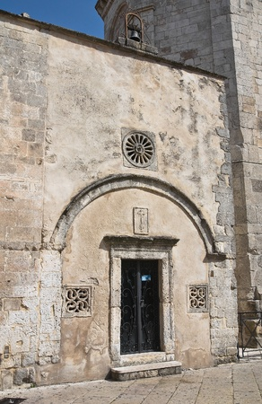 monte santangelo: Sanctuary of Monte Santangelo  Puglia  Italy