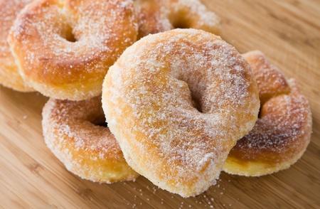 zeppola: Doughnuts.