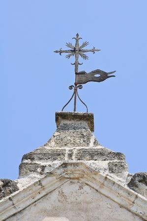 Church of Purgatory  Conversano  Puglia  Italy Stock Photo - 12596967