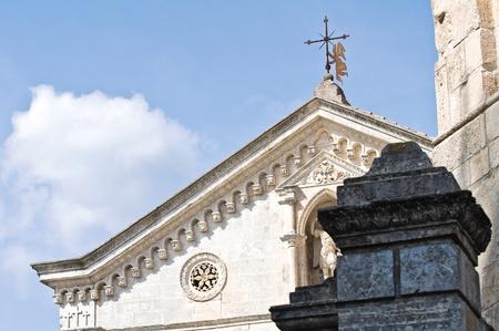 monte sant'angelo: Sanctuary of Monte Santangelo  Puglia  Italy