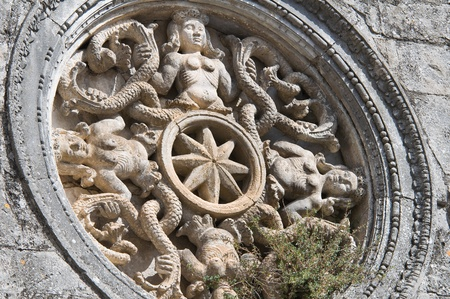 monte sant angelo: Tomba di Rotari  Monte Santangelo  Puglia  Italy
