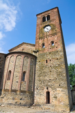 St Giovanni church  Vigolo Marchese  Emilia-Romagna  Italy  Stock Photo - 12762179