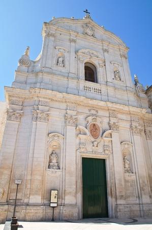 Carmine Church  Martina Franca  Puglia  Italy  photo