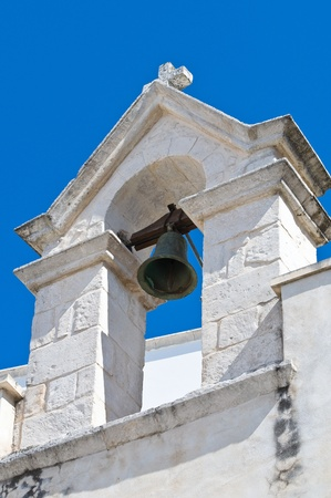 St. Nicola in Montedoro church. Martina Franca. Puglia. Italy. photo