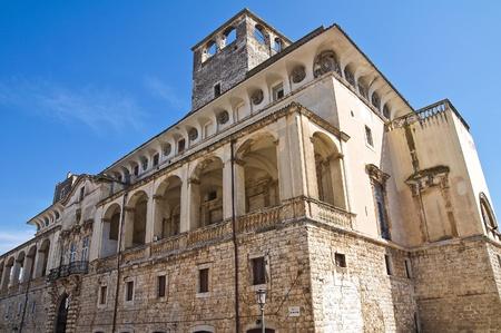 De Mari Palace. Acquaviva delle Fonti. Puglia. Italy. Stock Photo - 12877977
