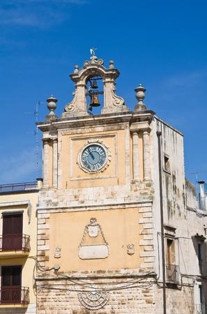 Clocktower. Acquaviva delle Fonti. Puglia. Italy. photo