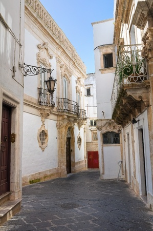 Casavola Palace. Martina Franca. Puglia. Italy.  photo