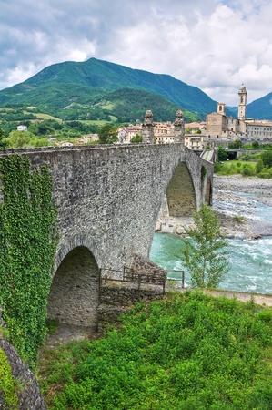 corcovado: Puente Jorobado Bobbio Emilia-Roma�a Italia