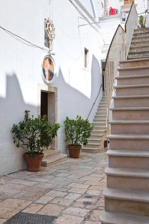 st lucia: Church of St  Lucia  Cisternino  Puglia  Italy