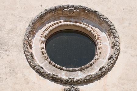 Church of St. Quirico. Cisternino. Puglia. Italy. Stock Photo - 13045117