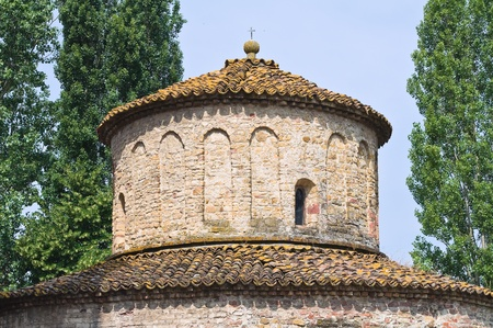 Baptistery  Vigolo Marchese  Emilia-Romagna  Italy  photo