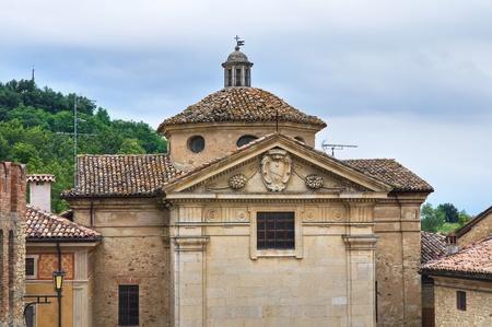 oratoria: Oratorio de Vigoleno Emilia-Roma�a Italia