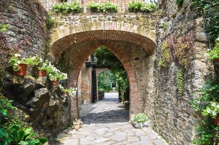 Gropparello Castle  Emilia-Romagna  Italy