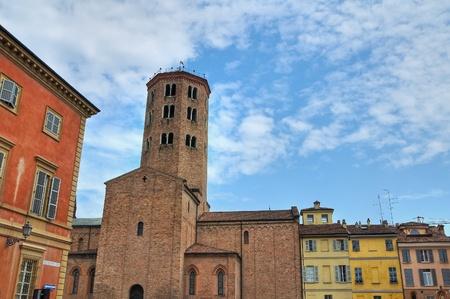 piacenza: Bas�lica de San Antonino de Piacenza Emilia-Roma�a Italia Editorial
