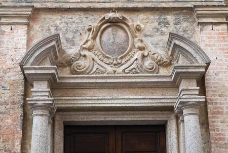 piacenza: St. Nazaro e St. Celso church. Piacenza. Emilia-Romagna. Italy. Stock Photo