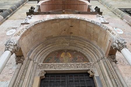 piacenza: Cathedral  Piacenza  Emilia-Romagna  Italy