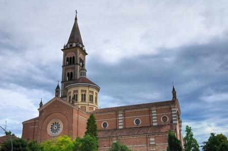 corpus: Church of Corpus Domini  Piacenza  Emilia-Romagna  Italy