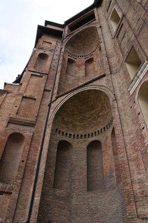 piacenza: Farnese palace  Piacenza  Emilia-Romagna  Italy
