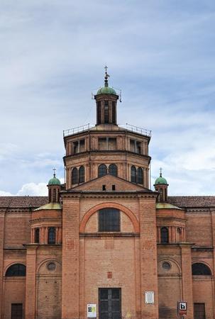 piacenza: St. Maria in Campagna Church. Piacenza. Emilia-Romagna. Italy.