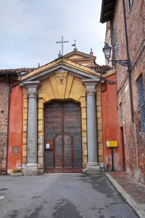 piacenza: St. Sisto church. Piacenza. Emilia-Romagna. Italy.