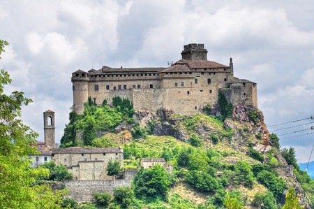 Castle of Bardi. Emilia-Romagna. Italy. Stock Photo - 13316109