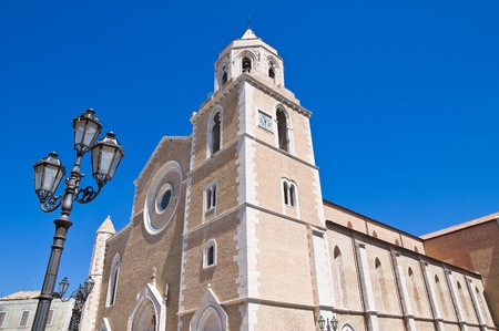 Cathedral Basilica. Lucera. Puglia. Italy. photo