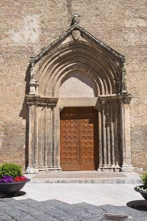 Sanctuary Church of St. Francesco. Lucera. Puglia. Italy. photo