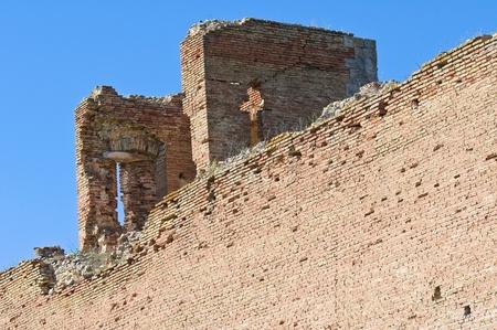Castle of Lucera. Puglia. Italy. Stock Photo - 13386437