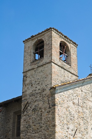 St. Lorenzo Church. Torrechiara. Emilia-Romagna. Italy. Stock Photo - 13569559
