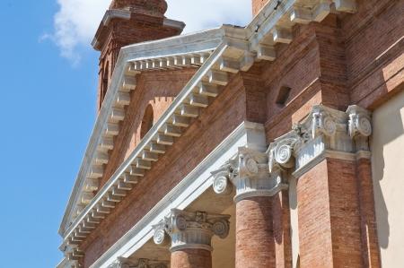 camillo: Old Hospital of St. Camillo. Comacchio. Emilia-Romagna. Italy.