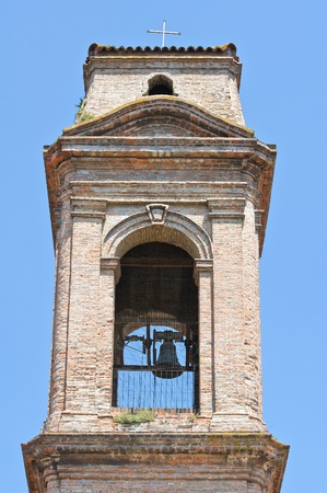 Church of Carmine  Comacchio  Emilia-Romagna  Italy  Stock Photo - 13586376
