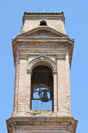 Church of Carmine  Comacchio  Emilia-Romagna  Italy Stock Photo - 13586376