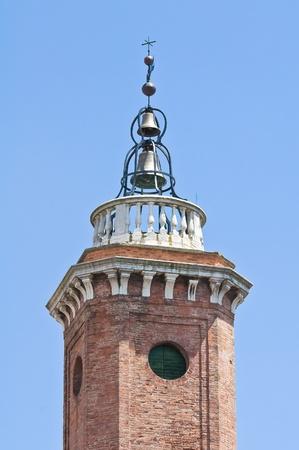 clocktower: Clocktower  Comacchio  Emilia-Romagna  Italy