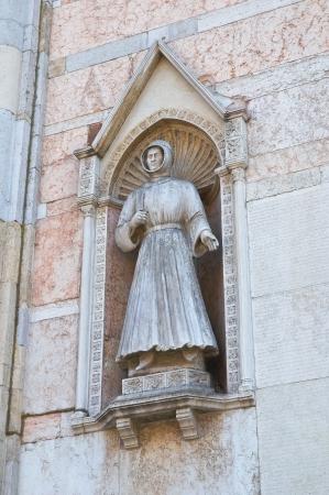St. Georges Basilica. Ferrara. Emilia-Romagna. Italy. photo