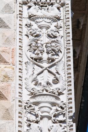 Diamond Palace. Ferrara. Emilia-Romagna. Italy. Stock Photo - 13736614