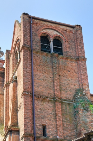 Church of St. Domenico. Ferrara. Emilia-Romagna. Italy. Stock Photo - 13736553