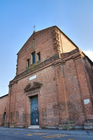 St. Rita Church. Ferrara. Emilia-Romagna. Italy. Stock Photo - 13736550