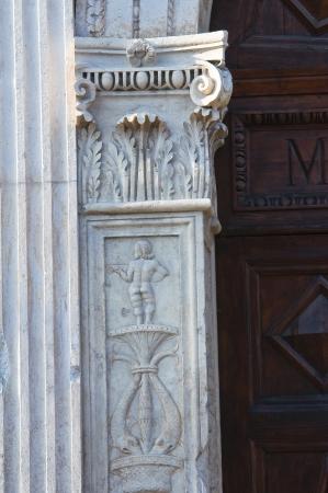 Schifanoia Palace. Ferrara. Emilia-Romagna. Italy. Stock Photo - 13751518