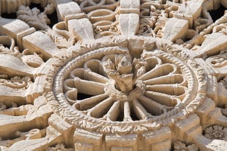 St. Eustachio Cathedral. Acquaviva delle Fonti. Puglia. Italy. Stock Photo - 13765407