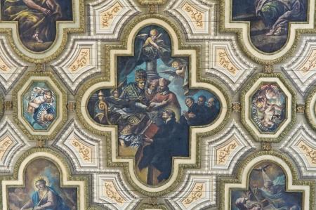 jesuit: Church of the Jesus. Lecce. Puglia. Italy.
