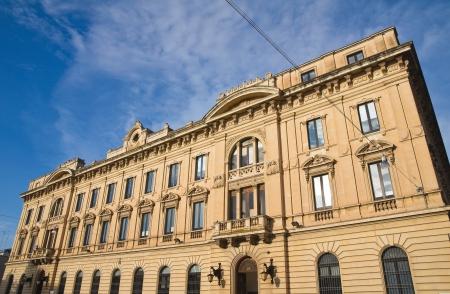 Post office palace  Lecce  Puglia  Italy  Stock Photo - 14112921