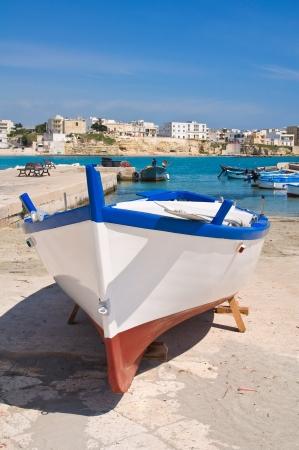 puglia: View of Otranto. Puglia. Italy.