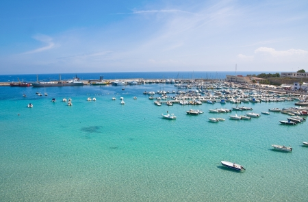 Panoramic view of Otranto  Puglia  Italy Stock Photo - 13892009