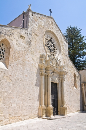 Cathedral of Otranto. Puglia. Italy. photo