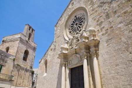 Cathedral of Otranto  Puglia  Italy Stock Photo - 13914801